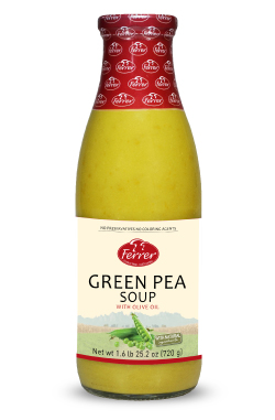 FERRER GREEN PEA SOUP