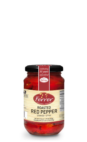 FERRER ROAST RED PEPPER SPANISH