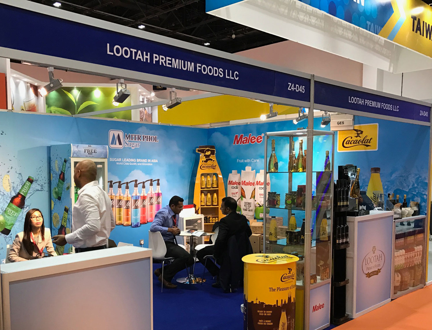 Lootah Premium Foods at Gulfood 2017