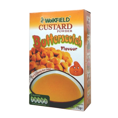 WeiKFiELD Buterscotch Custard
