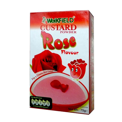 WeiKFiELD Rose Custard