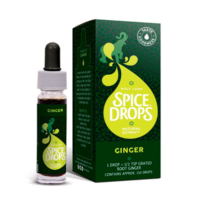 Ginger Spices Holy Lama Spice Drops