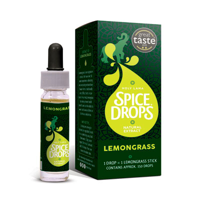 Lemon Grass Spices Holy Lama Spice Drops