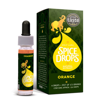 Orange Spices Holy Lama Spice Drops